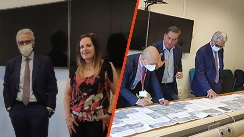 RFI presenta al Ministro De Micheli il progetto per la linea veloce Roma-Pescara-L'Aquila: soddisfazione del MoVeTe per la sostanziale convergenza di progetto
