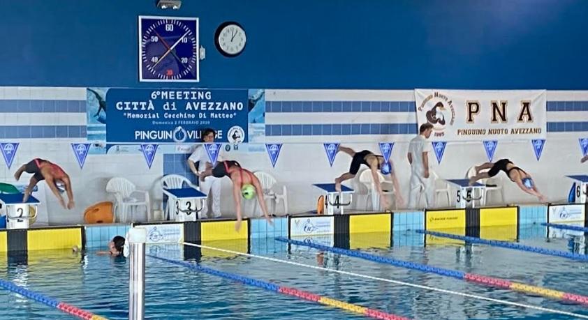 Alla Pinguino Nuoto arriva il coach Gianluca Alberani con la sua visione americana di allenamento