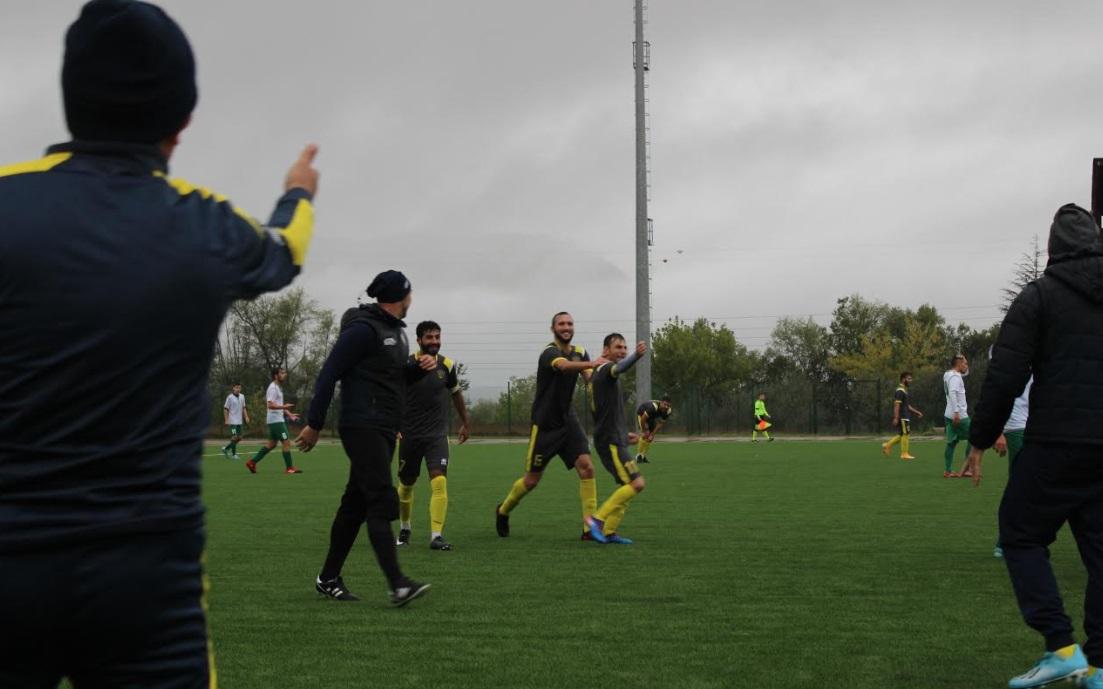 Coppa Italia dilettanti, il Pucetta batte il Tagliacozzo per 2-1, nonostante l'inferiorità numerica