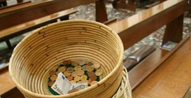 Ruba offerte in chiesa, in carcere un 39enne