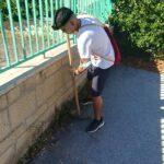 San Benedetto dei Marsi, giornata ecologica organizzata spontaneamente dai ragazzi neodiciottenni