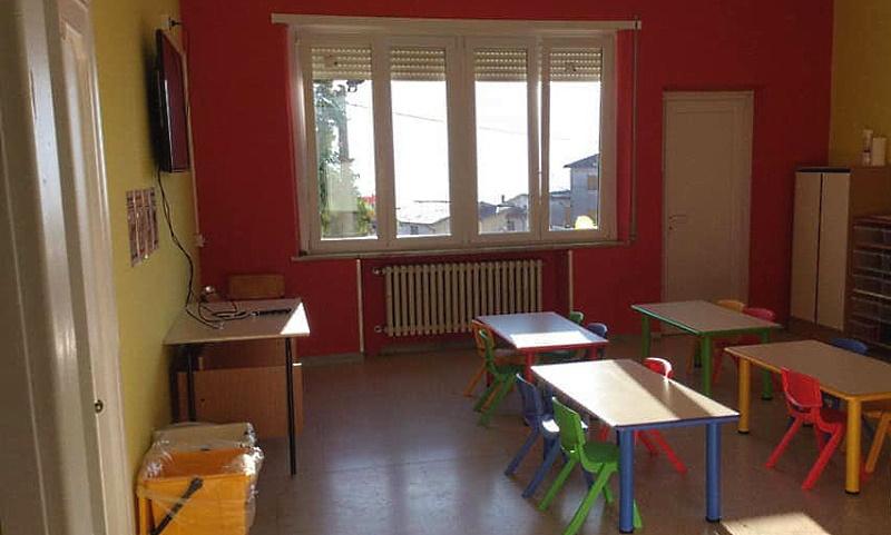 Nuova scuola dell'infanzia a Roccavivi