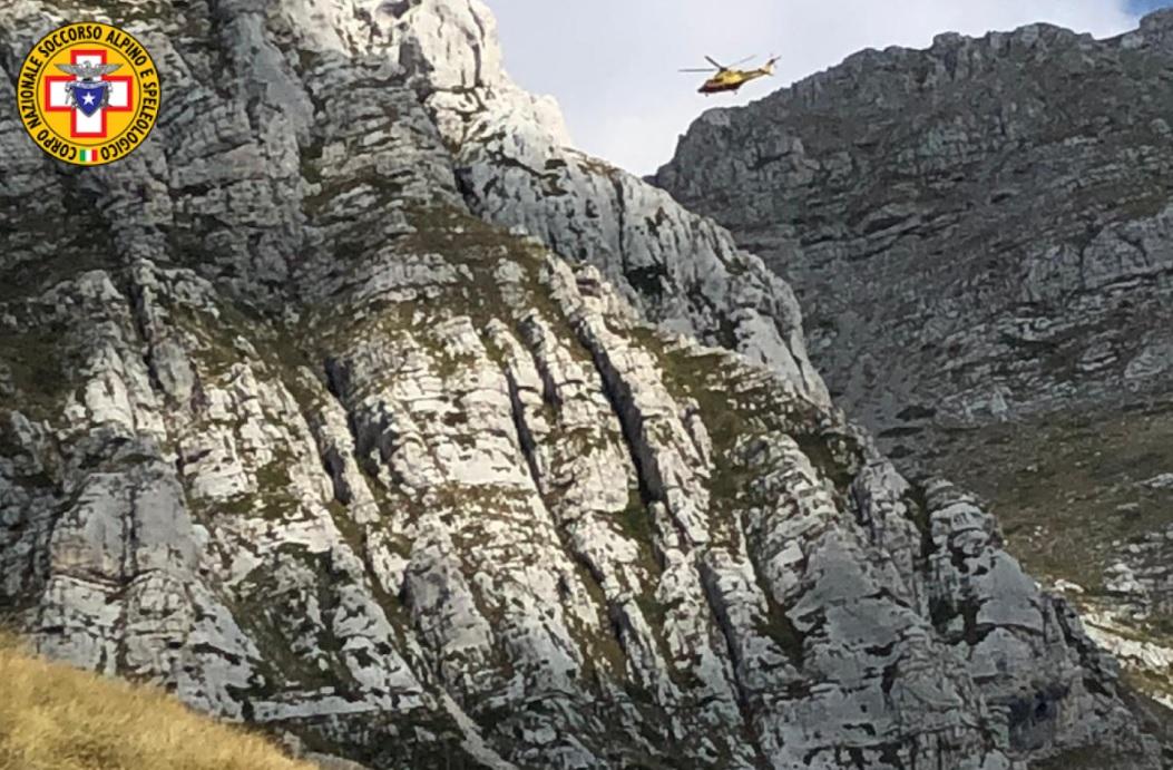 Escursionista disperso sul Corno Piccolo, ricerche in corso