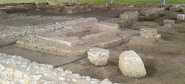 Riapre alle visite la villa romana di Avezzano