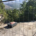 Lavori di consolidamento idrogeologico e messa in sicurezza del tornante di Marano, sopralluogo del Sindaco Di Cristofano