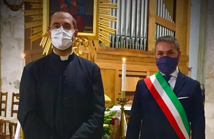 Tagliacozzo ha un nuovo Parroco, Don Ennio Grossi