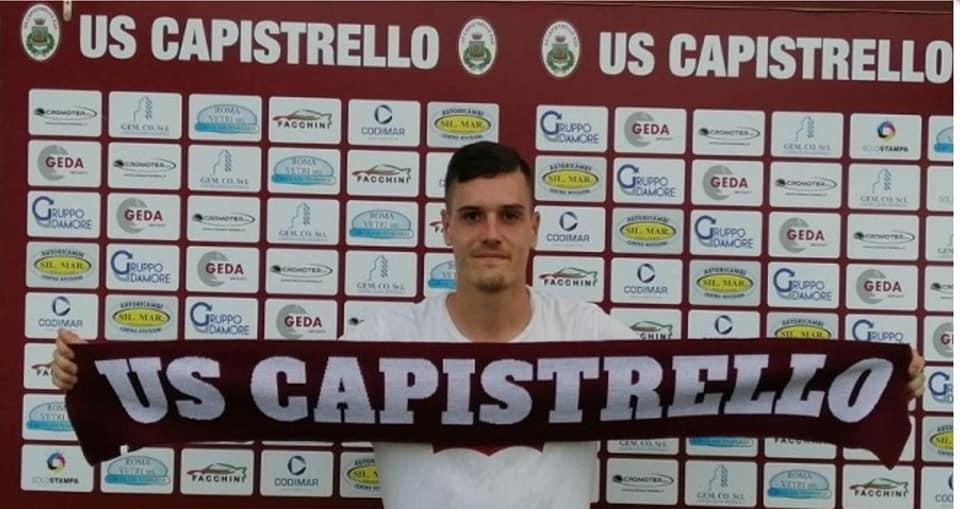 Calciomercato, l'US Capistrello comunica di aver ufficializzato l'acquisto di Emanuele Lombardo