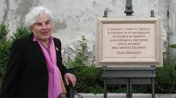 Lutto a Celano, è morta la maestra Maria Zaurrini