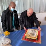 Civitella Roveto, omaggio a Don Franco Geremia per i suoi 90 anni