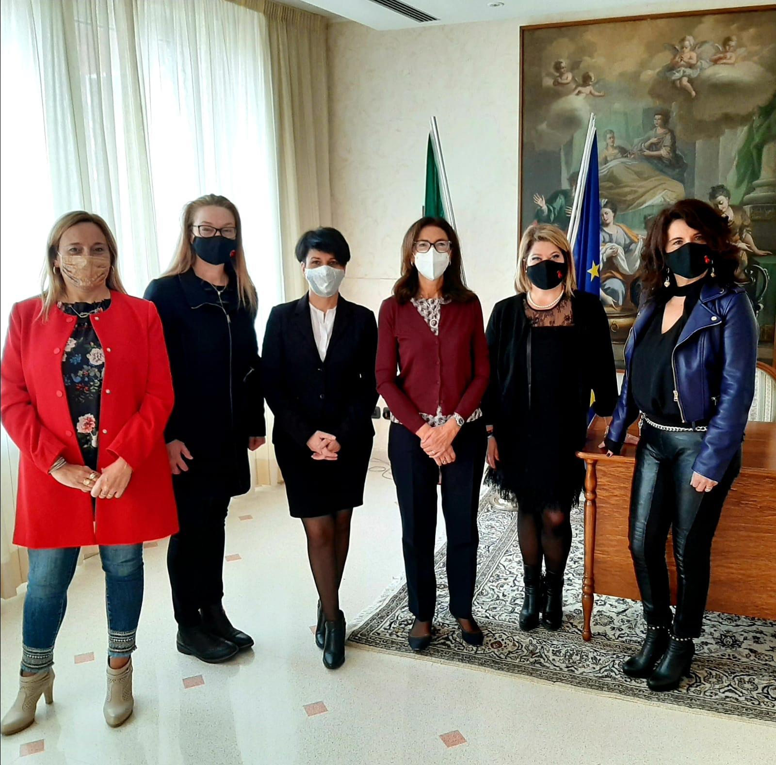 Donne in rete, dalla Marsica una proposta di Legge Regionale Antiviolenza