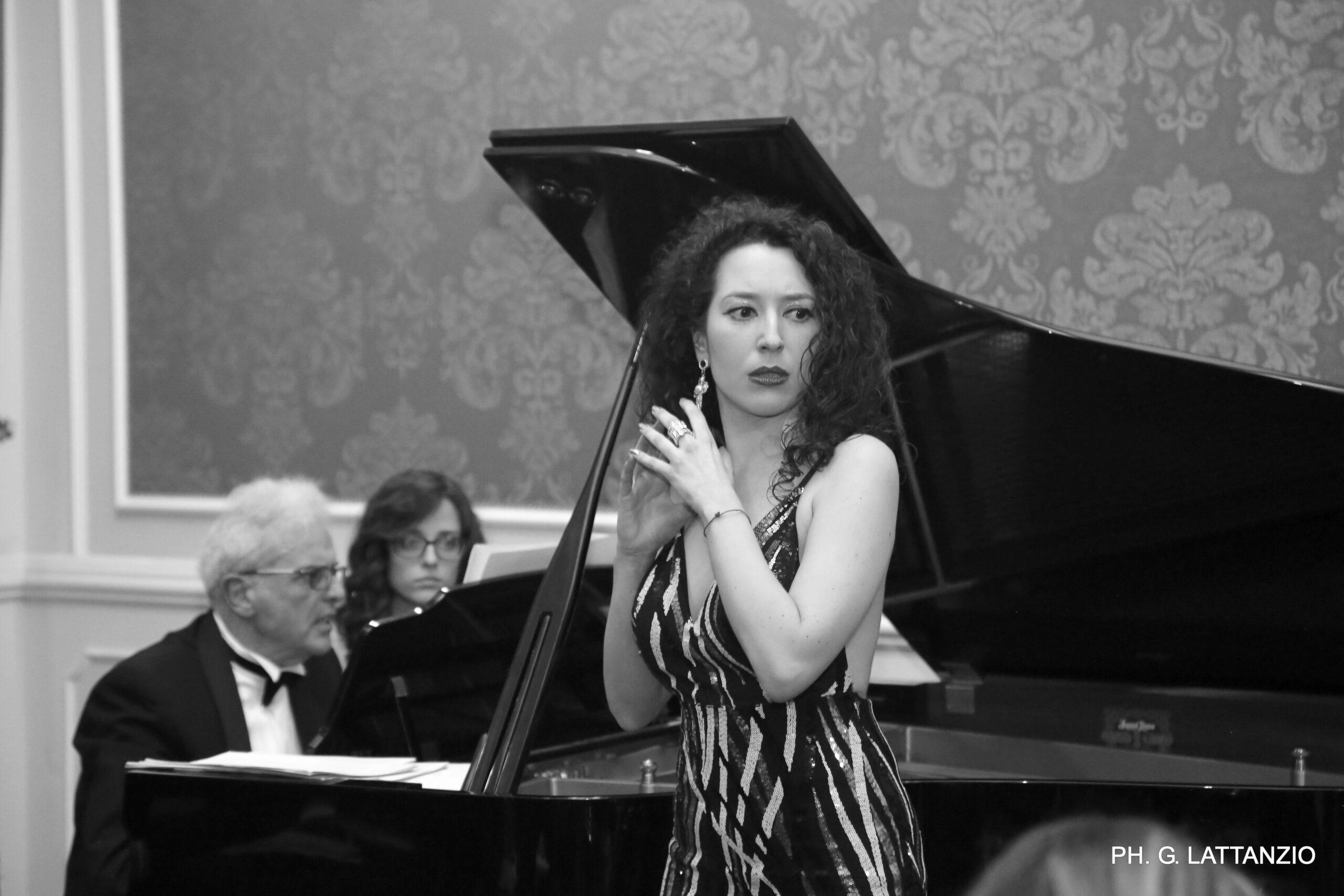 Il soprano marsicano Chiara Tarquini canterà alla cerimonia dei Ciattè d'oro