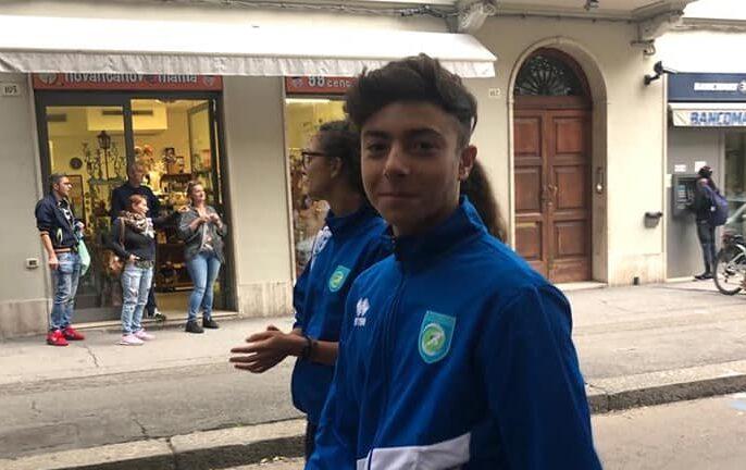Atletica Leggera, il giovanissimo atleta avezzanese Tommaso Libetti alle Finali Nazionali di Forlì