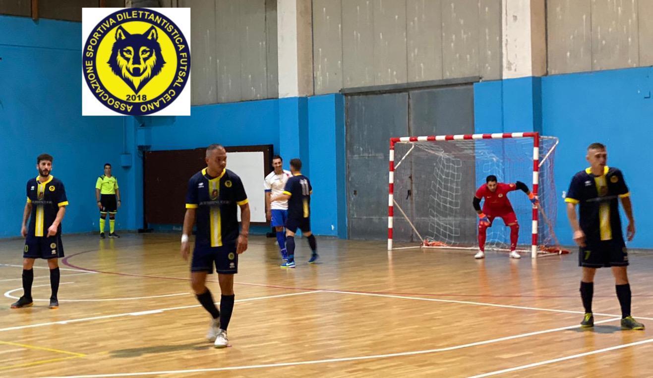 Futsal: Il Futsal Celano vince e passa il turno