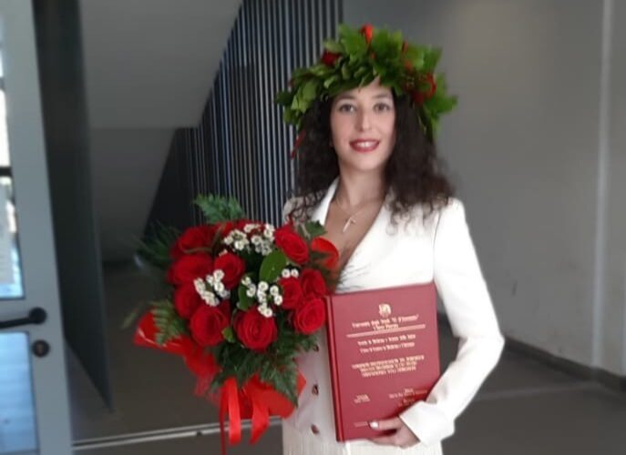 Laurea in medicina e chirurgia per la nota cantante lirica marsicana Chiara Tarquini