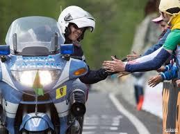 """103° Giro d'Italia, IX Premio """"Eroi della Sicurezza"""" dedicato agli appartenenti alla Polizia Stradale"""