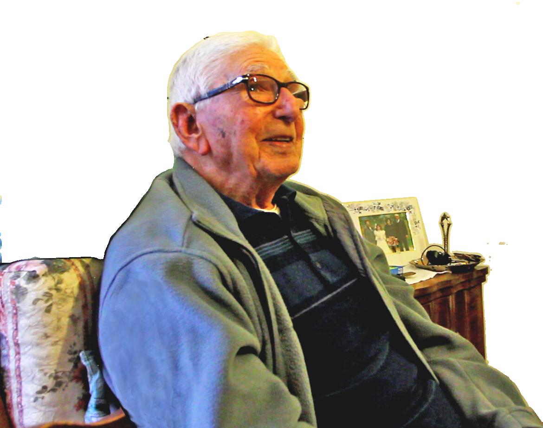Si è spento Giovanni Torge, il centenario di Cese