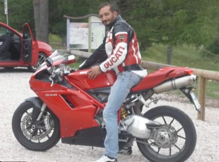 Muore a soli 45 anni Mario Rodorigo