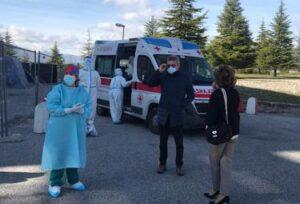 Il sindaco Di Pangrazio incontra i responsabili del presidio ospedaliero di Avezzano