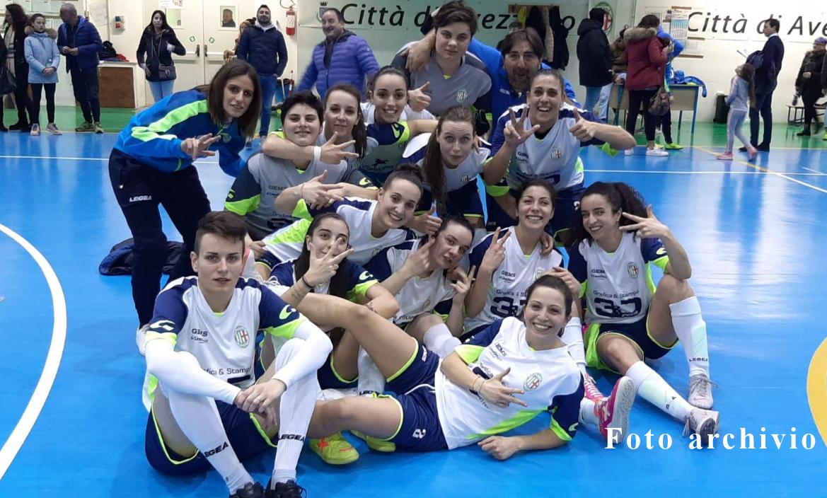Futsal: Prima gara di Serie A2 femminile