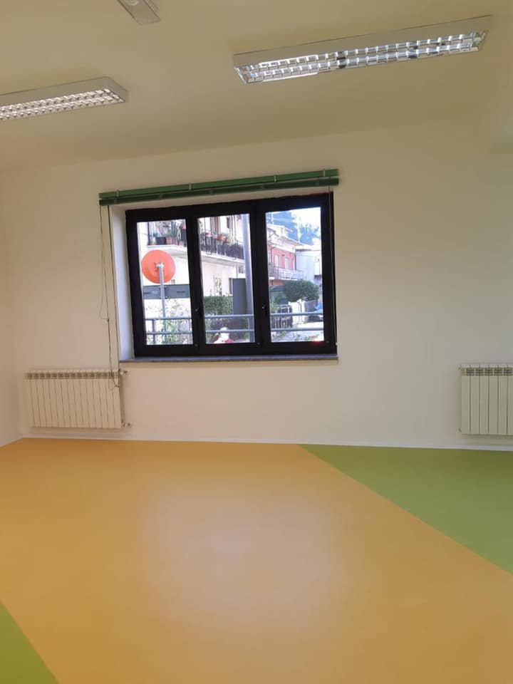 Tagliacozzo, sanificati tutti gli ambienti della Scuola Materna
