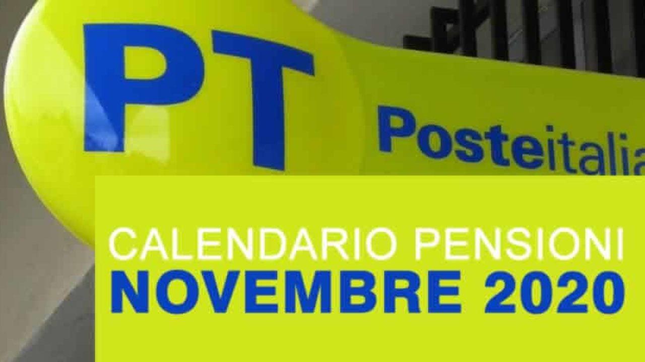 Trasacco, ecco il calendario di novembre per l'erogazione delle pensioni