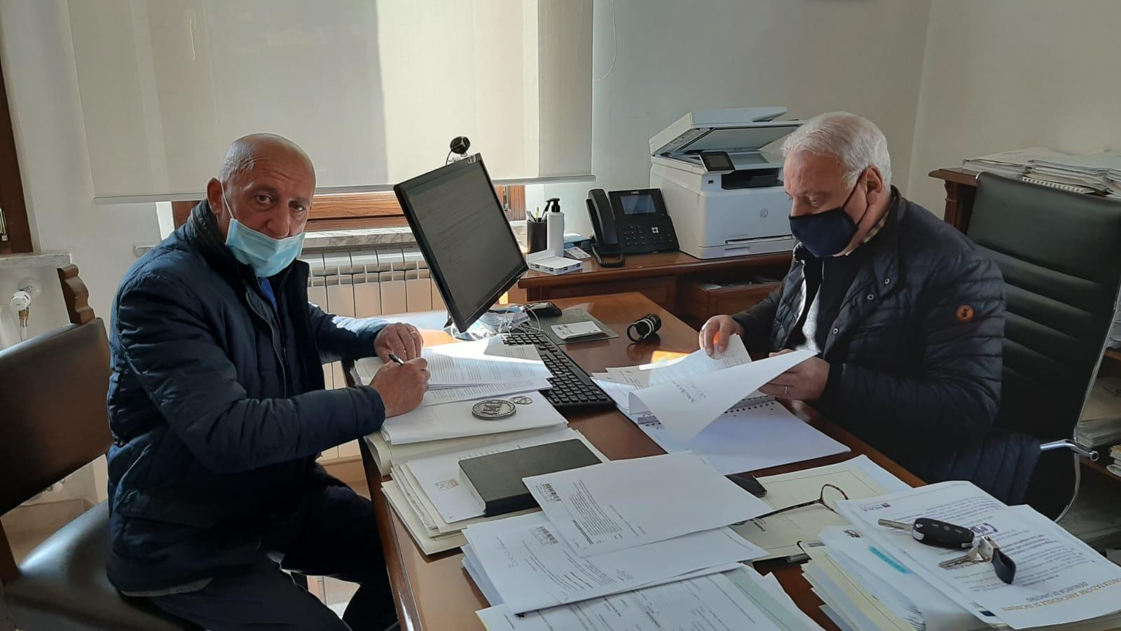 Capistrello, accordo tra Comune ed associazione carabinieri per vigilare in paese