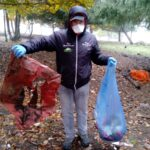 Cittadini provenienti dalla Marsica e dalla Provincia di Frosinone ripuliscono Campo Staffi