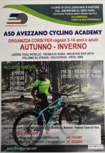 L'Asd Avezzano Cycling Academy prosegue la scuola di ciclismo per ragazzi