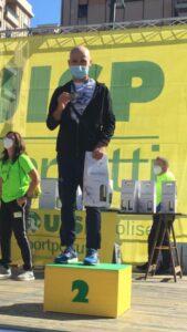 Petrei sul podio a Pescara