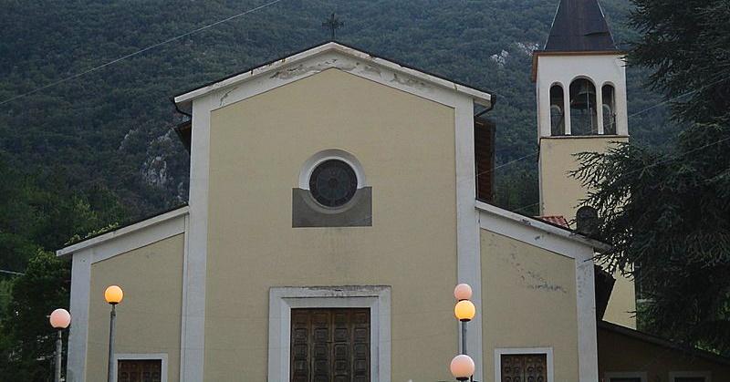Positivo al Covid-19 don Carmine, parroco di Villavallelonga