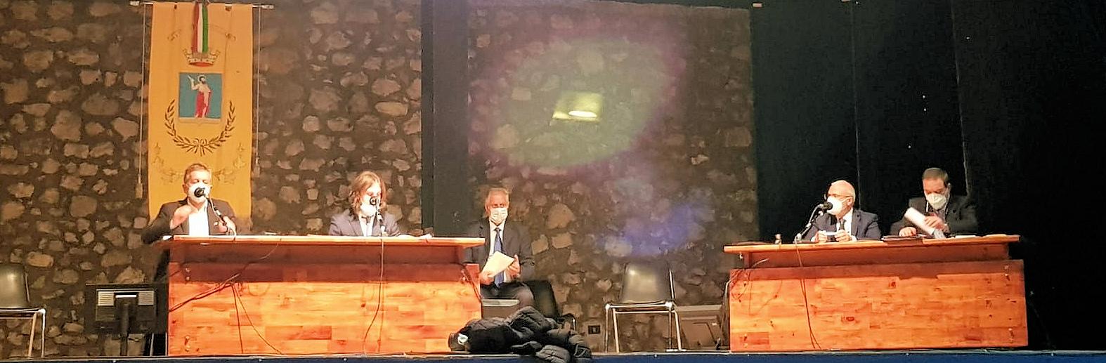 Avezzano, Fabrizio Ridolfi è il nuovo presidente del consiglio