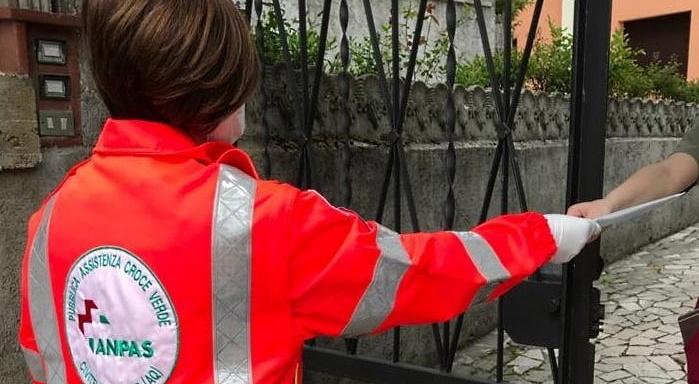 Croce Verde Civitella Roveto: servizio consegna a domicilio per categorie a rischio