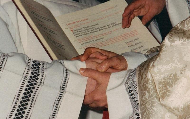 Mons. Pietro Santoro ordinerà diacono Angelo Di Bucchianico