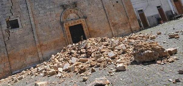 Ricostruzione patrimonio ecclesiastico nei comuni colpiti dal terremoto. Incontro con il Prefetto Torraco