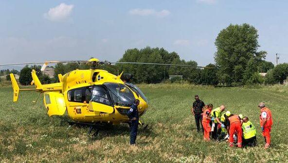 Incidente a cavallo a Villetta Barrea, feriti un uomo ed una bambina