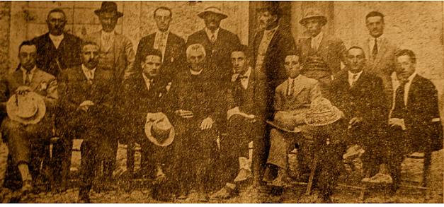 La propaganda agraria fascista nella Marsica e l'inaugurazione della Casa dell'Agricoltore a Trasacco (ottobre 1925)