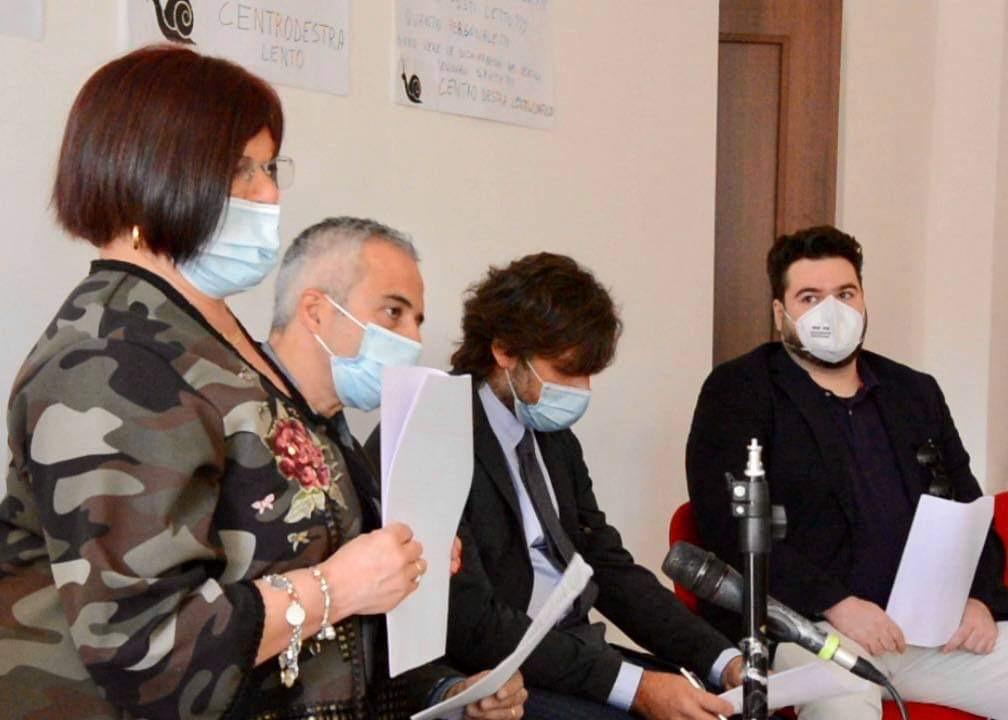 Emergenza Covid. Conferenza stampa del Pd L'Aquila sulla Sanità