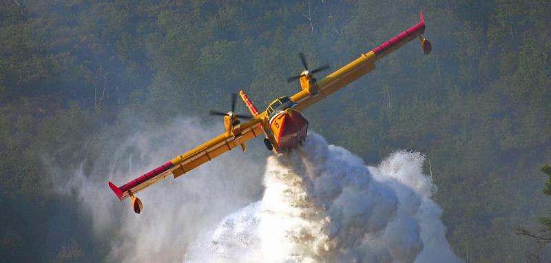 Incendi boschivi. Conclusa la Campagna estiva 2020