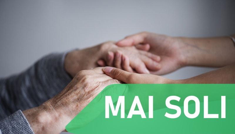 Mai soli. L'Associazione Pagina Bianca in aiuto di persone anziane, fragili e immunodepresse