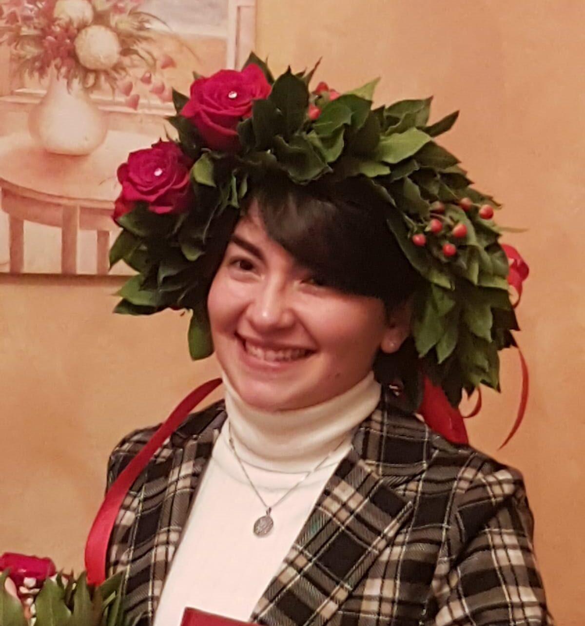 Laurea con 110 e lode per Marianna Stati