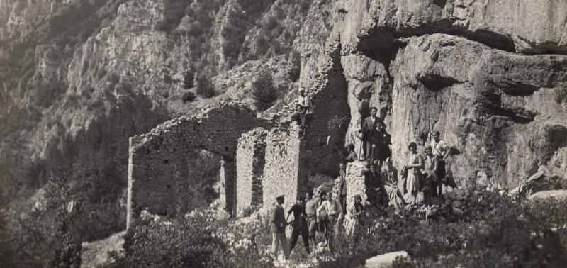 Sulle tracce dei monaci celestini, il Monastero di San Marco alle Gole di Aielli-Celano