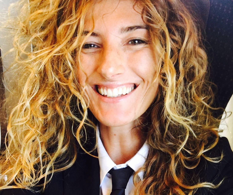 """Giovanna Nina Palmieri vince il Premio Estra per aver raccontato """"buone notizie di sport"""" in TV"""