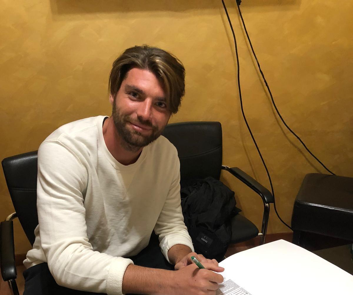 Avezzano Calcio, ritorna Alberto Patania fra i pali