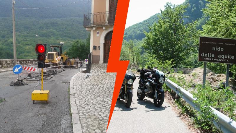 I sindaci di Capistrello e Filettino scrivono alle rispettive regioni, Abruzzo e Lazio. «Togliere la gestione della strada provinciale 63 Simbruina alla Provincia, e affidarla all'Anas.»
