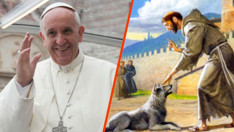 Papa Francesco ad Assisi, per il giorno del Transito