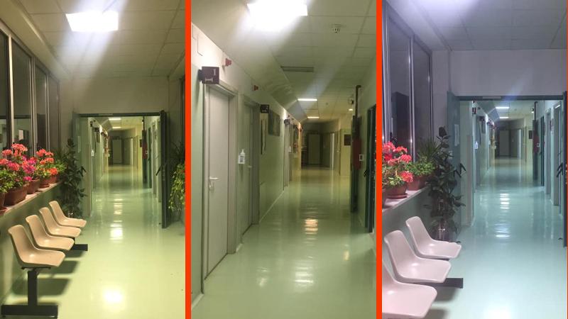 Sanità, il Sindaco Giovagnorio pubblica le foto dei corridoi vuoti del Presidio Ospedaliero di Tagliacozzo