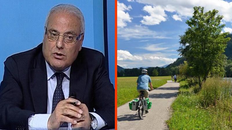 Tutela ambientale e turismo sostenibile per sviluppare la Valle Roveto, ne parla Ciciotti, portavoce del Contratto di Fiume