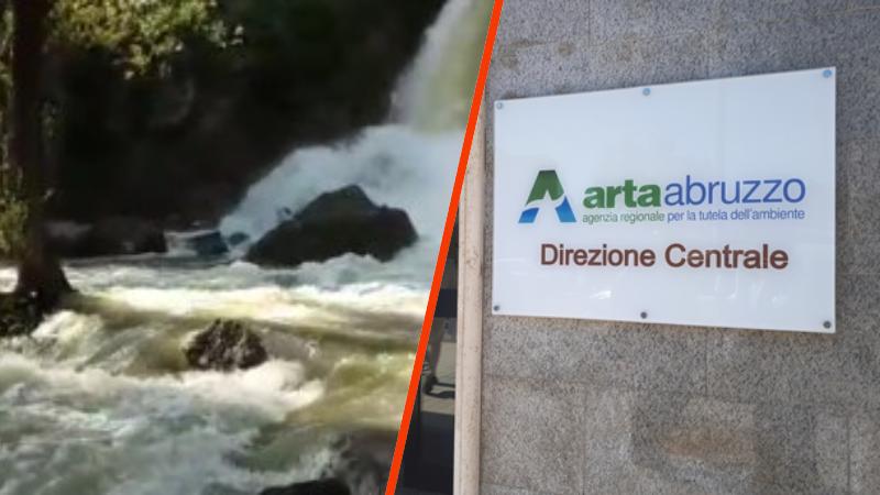 Fiume Liri, La Regione Abruzzo diffida la Burgo SpA in merito ai fenomeni di inquinamento che la scorsa estate hanno interessato l'intero bacino fluviale