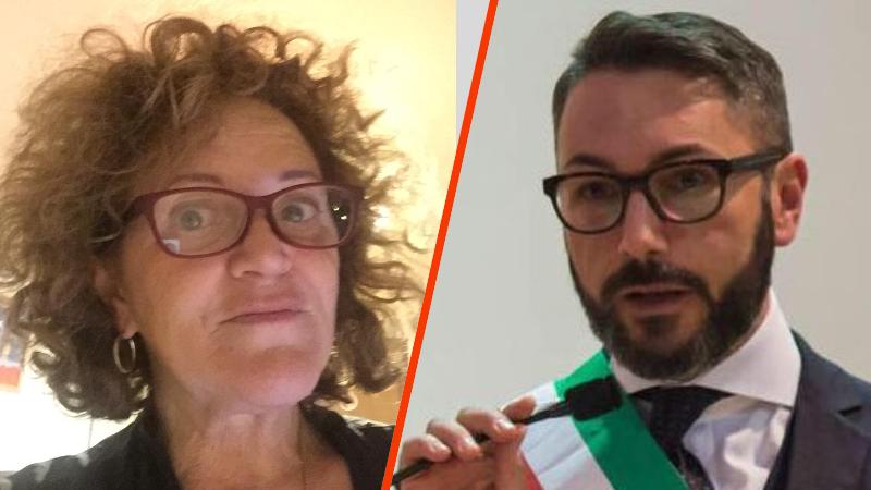 """""""La scuola va difesa"""", le parole di Titti Cervale, dirigente scolastica dell'istituto """"A. Argoli"""" di Tagliacozzo"""