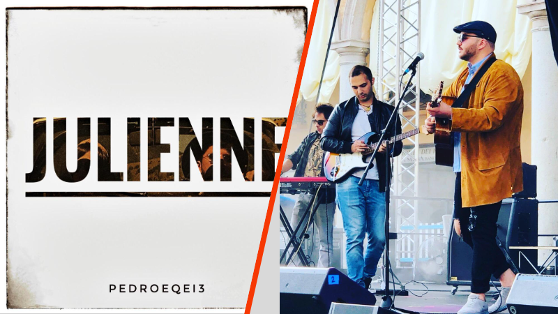 """La band Pedroeqei3 rilascia ufficialmente """"Julienne"""", il nuovo singolo"""